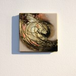 'Cape Cornwall' Embellished 3D digital print 130mm x 130mm x 15mm